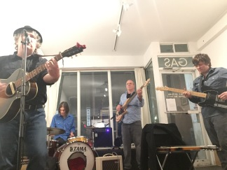live at Gerrard Art Space